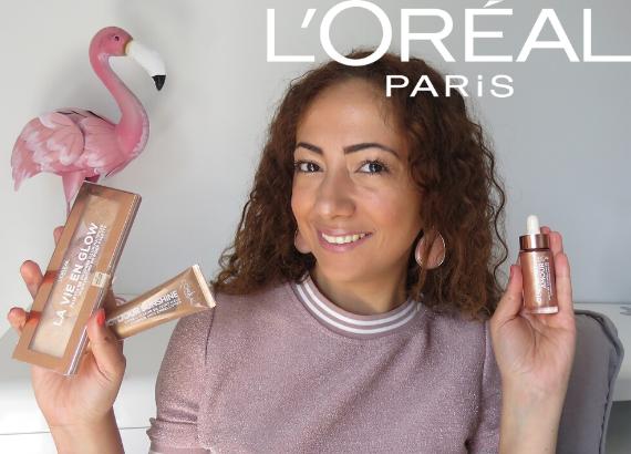 J'ai dépensé plus de 250€ en maquillage l'Oréal