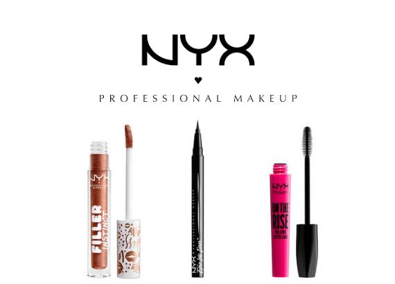 Je teste les nouveautés NYX Cosmetics