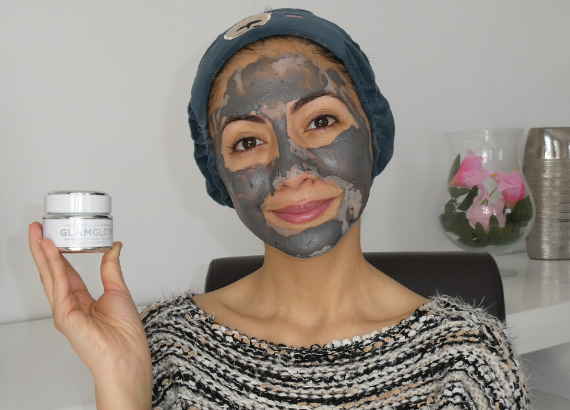 Je re-teste le masque Glam Glow